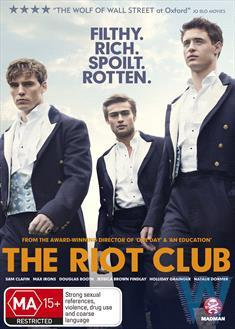 The Riot Club DVD