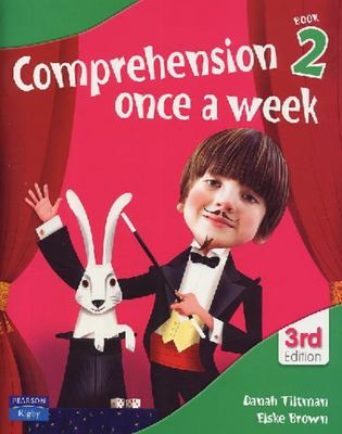 Comprehension Once A Week Book 2 (NZ Year 3) - 3rd Edition