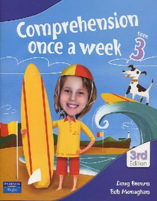 Comprehension Once A Week Book 3 (NZ Year 4) - 3rd Edition