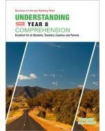 Understanding Year 8 Comprehension (NZ Year 9)