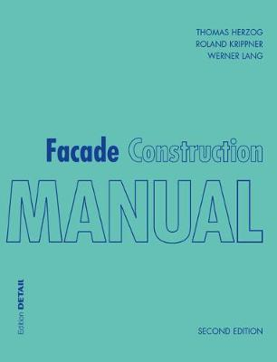 Facade Construction Manual  2nd edition