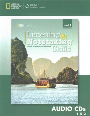 LISTENING and NOTETAKING SKILLS3 AUDIO CD