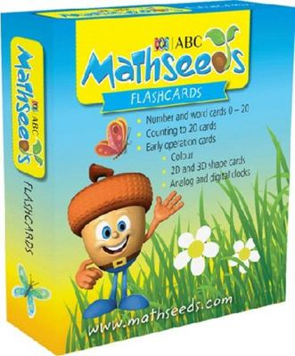 ABC Mathseeds - Flashcards Ages 4 - 6