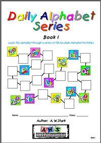 Daily Alphabet Student Workbook 1