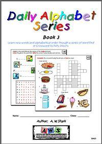 Daily Alphabet Student Workbook 3