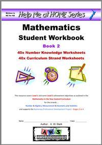 Help Me at Home Student Workbook 2