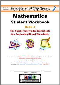 Help Me at Home Student Workbook 4