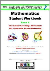 Help Me at Home Student Workbook 6