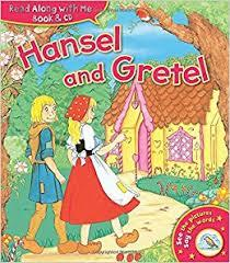 Hansel and Gretel & CD(Read Along With Me)