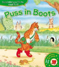 Puss in Boots & CD (Read Along With Me)