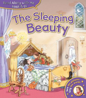 Sleeping Beauty & CD (Read Along With Me)