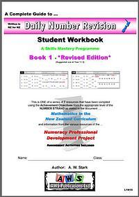 Daily Number Revision: Maths Student Workbook 1