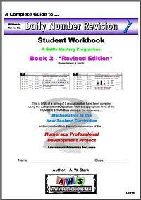 Daily Number Revision: Maths Student Workbook 2