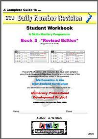 Daily Number Revision: Maths Student Workbook 5