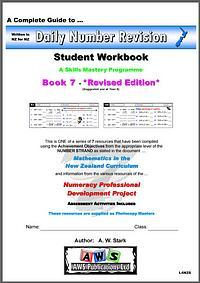 Daily Number Revision: Maths Student Workbook 7