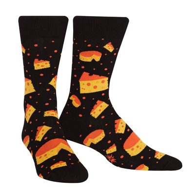 String Cheese Theory Socks - Male Crew