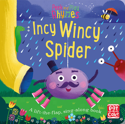 Incy Wincy Spider (Peek and Play Rhymes)