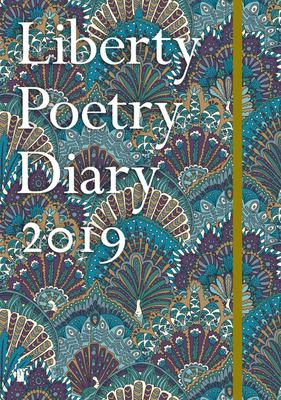 Faber and Faber Poetry Diary 2019 Liberty Edition