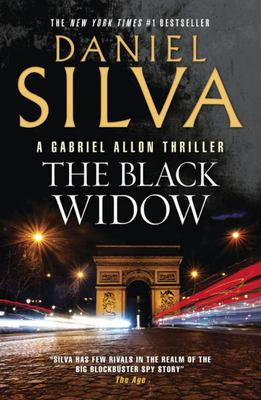 The Black Widow (Gabriel Allon #16)