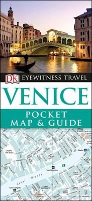 Venice Pocket Map and Guide - DK Eyewitness Travel Guide