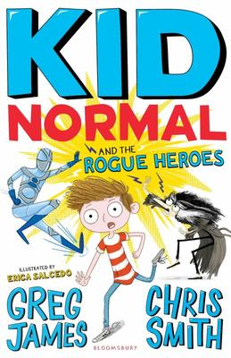 The Rogue Heroes (Kid Normal #2)