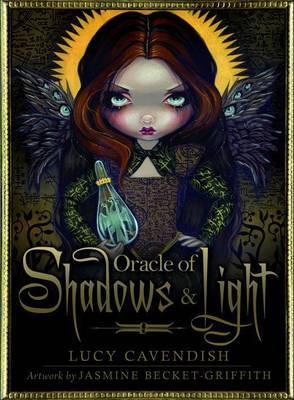 Oracle of Shadows and Light: 45-Card Deck and Guidebook
