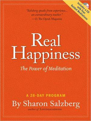 Real Happiness: Power of Meditation