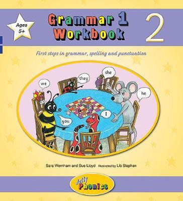 Grammar 1 Workbook 2 - In Precursive Letters (BE)