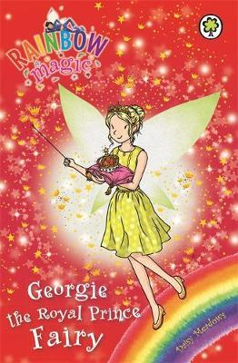 Georgie the Royal Prince Fairy (Rainbow Magic Holiday Special Fairies)