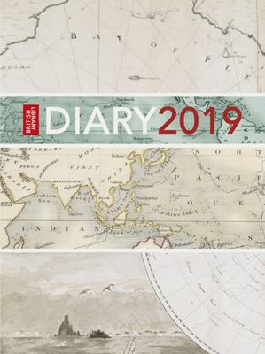 British Library Desk Diary 2019