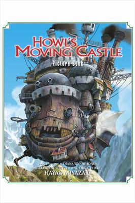"""Howls Moving Castle"" Picture Book"