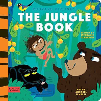 Jungle Book : A Babylit Storybook