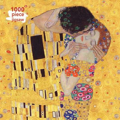 Klimt: The Kiss 1000 Piece Jigsaw Puzzle (FT-JP04)