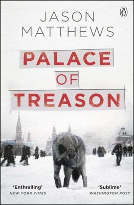 Palace of Treason (Red Sparrow #2)