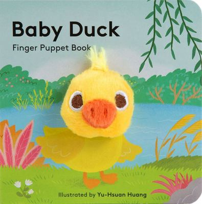 Baby Duck (Finger Puppet Book)