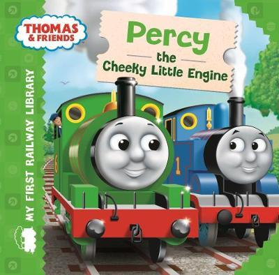 Percy the Cheeky Little Engine (My First Railway Library)