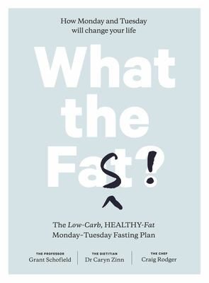 What the Fast! The Low-Carb, Healthy Fat Monday-Tuesday Fasting Plan