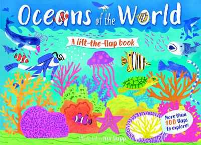 Oceans of the World (Lift the Flap Book)