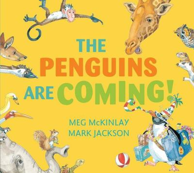 The Penguins Are Coming!
