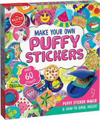 Make Your Own Puffy Stickers (Klutz)