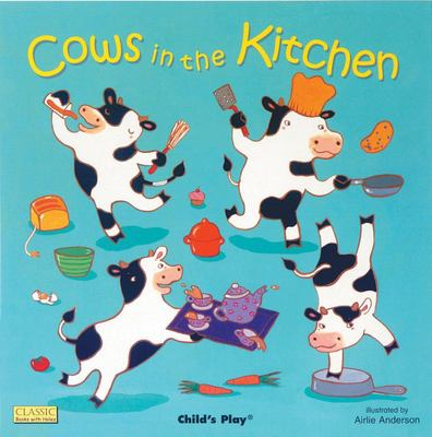 Cows in the Kitchen (classic book with holes)