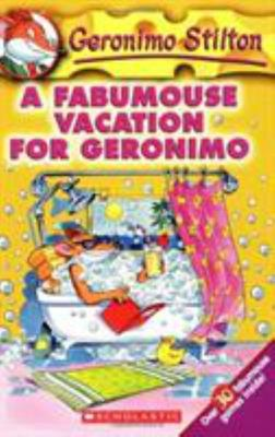 A Fabumouse Vacation for Geronimo (Geronimo Stilton #9)