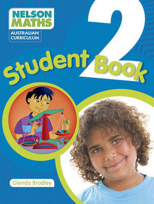 Nelson Maths Australian Curriculum: Student Book Year 2