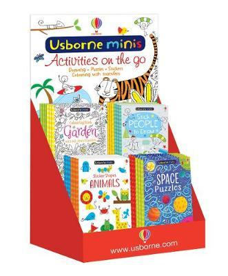 Usborne Mini Books 48-Copy Counterpack