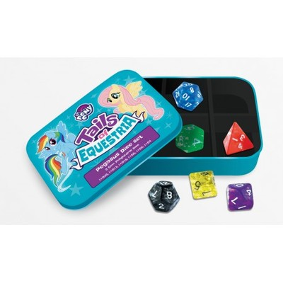 My Little Pony RPG Tails of Equestria Unicorn Dice Set