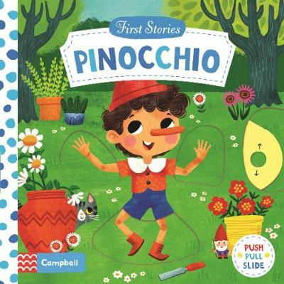 Pinocchio (First Stories)