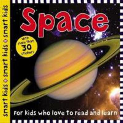 Space (Smart Kids Sticker Book)