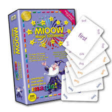 Mioow Magic 100 Words Resource Manual