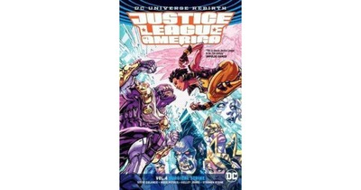 Justice League of America Surgical Strike vol 4