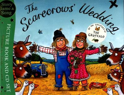 The Scarecrow's Wedding (Book & CD)